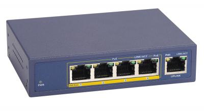 POE Switch | POE-504at