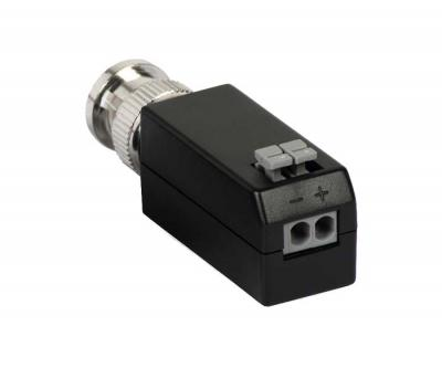 HD-TVI Turbo Balun | DS-1H18 Hikvision | 4MP HD TVI CVI AHD Balun